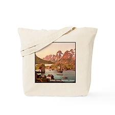 Raftsund, Lofoten, Digermulen Tote Bag