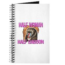 Half Woman Half Baboon Journal