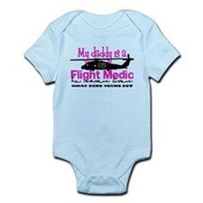 daddy fm pink Body Suit