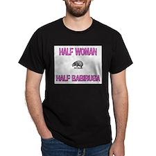 Half Woman Half Babirusa T-Shirt