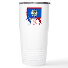Belize Soccer Travel Coffee Mug