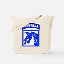 AIRBORNE Dragon Corps Tote Bag
