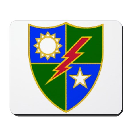 Ranger Crest Mousepad