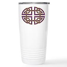 Celtic Purple Knot Travel Mug