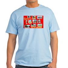 Iowa Greetings T-Shirt
