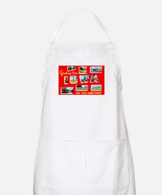 Iowa Greetings BBQ Apron