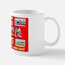 Iowa Greetings Mug