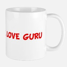 STUDLEY THE LOVE GURU Mug