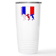 Soccer France Travel Mug