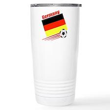 Germany Soccer Team Travel Mug