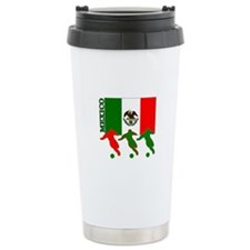 Soccer Mexico Travel Mug