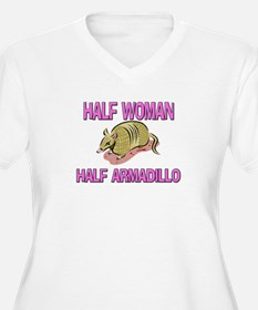 Half Woman Half Armadillo T-Shirt