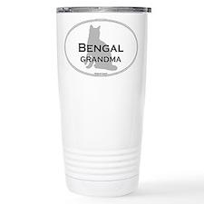 Bengal Grandma Travel Mug