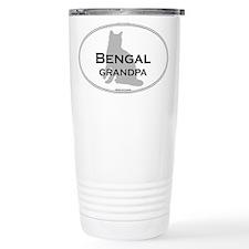 Bengal Grandpa Travel Mug