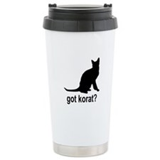 Got Korat? Travel Mug