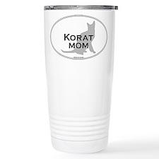 Korat Mom Travel Coffee Mug