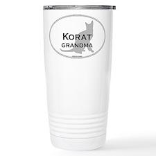 Korat Grandma Travel Mug