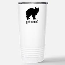 Got Manx? Travel Mug