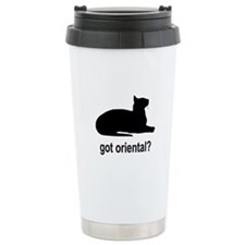 Got Oriental? Travel Coffee Mug