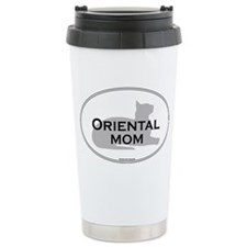 Oriental Mom Travel Mug