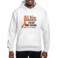 I Wear Orange Best Friend Hoodie