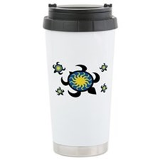Sun Turtles Travel Mug