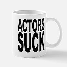 Actors Suck Mug