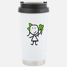 Girl & Clover Stainless Steel Travel Mug