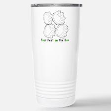 Flyball Box Turn Travel Mug