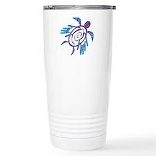 Winged Turtle Travel Coffee Mug