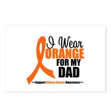 Kidney Cancer Postcards (Package of 8)