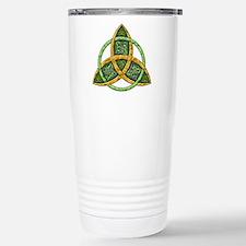 Celtic Trinity Knot Travel Mug