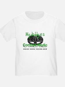 daddy cm green T-Shirt