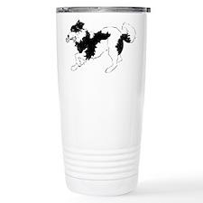 Border Collies Travel Coffee Mug