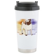 Pug Moment Travel Mug