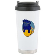 Teacup Pug Travel Mug