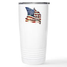 God Bless America! Travel Mug