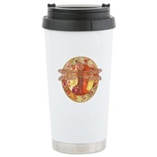 Hot Celtic Dragonfly Travel Mug