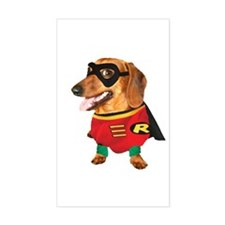 Batdogs Sidekick Rectangle Decal