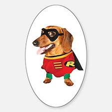 Batdogs Sidekick Oval Decal