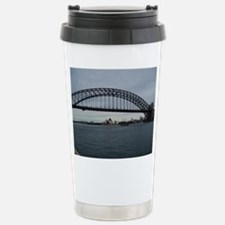 Sydney harbour bridge Travel Mug