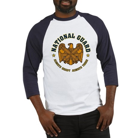 * National Guard * Baseball Jersey
