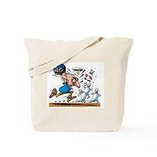 Toon Stop Goods Tote Bag