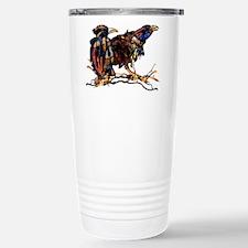 Raven Trio Stainless Steel Travel Mug