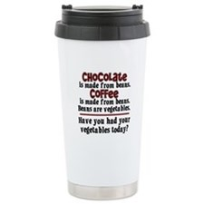 Chocolate & Coffee Travel Mug