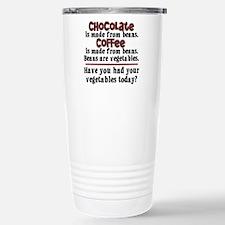 Chocolate & Coffee Travel Mug