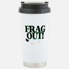 Frag Out Stainless Steel Travel Mug