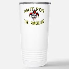 Joker Stainless Steel Travel Mug