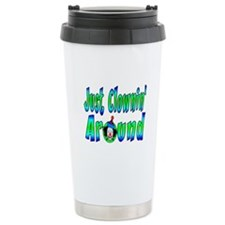Clownin Around Travel Mug