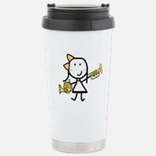 Mello & French Horn Travel Mug